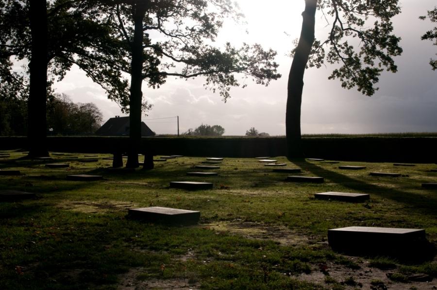 German war graves at Langemark