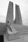 Canadian memorial at Vimy Ridge