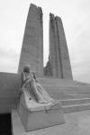 Canadian memorial at Vimy Ridge