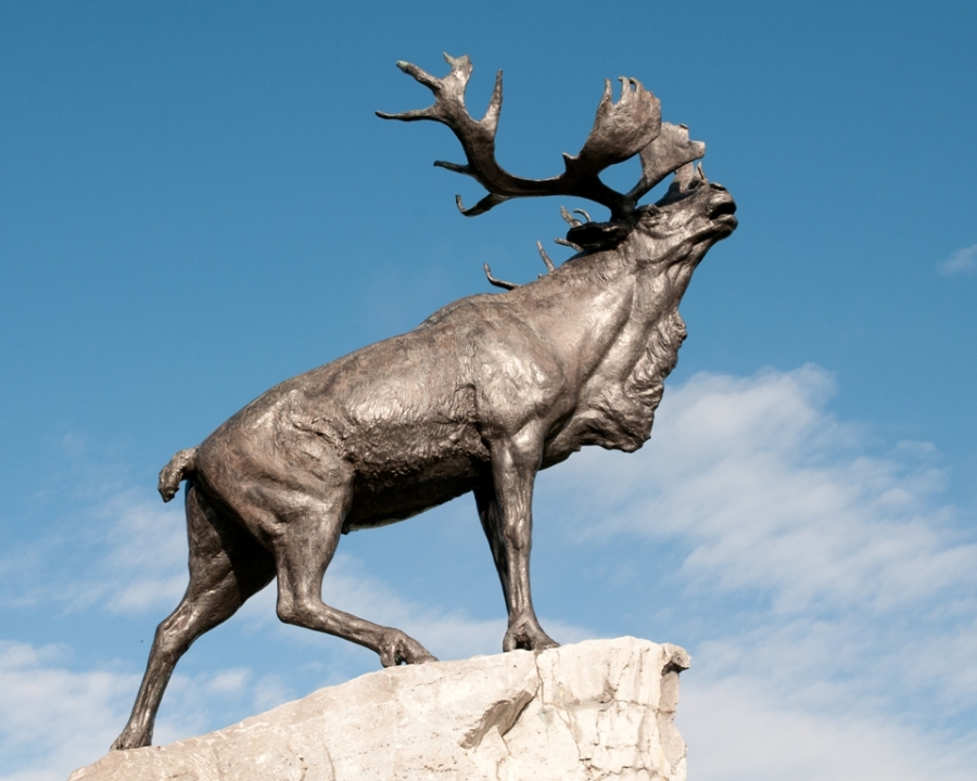 Newfoundland memorial at Beaumont-Hamel