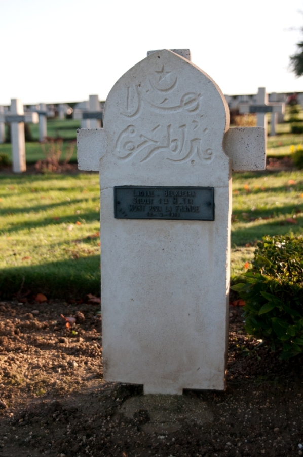 French war grave