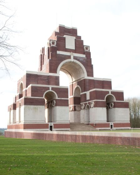 Arch at Thiepval